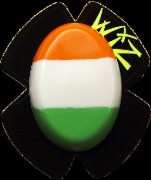 Wiz Knee Slider -Irish Flag