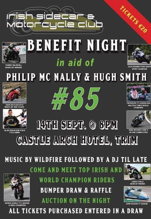 Fundraiser for Phil & Huge