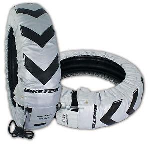 BikeTek Tyre Warmers Pro