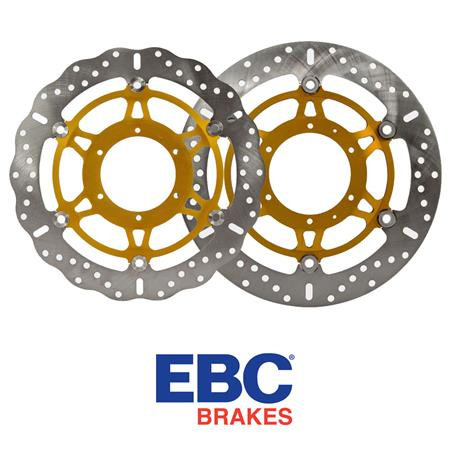 Honda CBR600RR 2007-2016 (non abs) EBC Front Brake Disc MD1152x