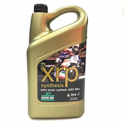 Rock Oil XRP Race 5-30w 4 Liter