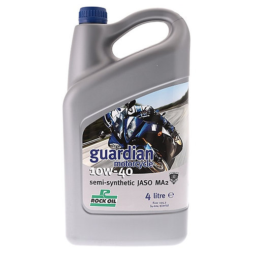 Rock Oil Guardian 10-40w 4 Litre