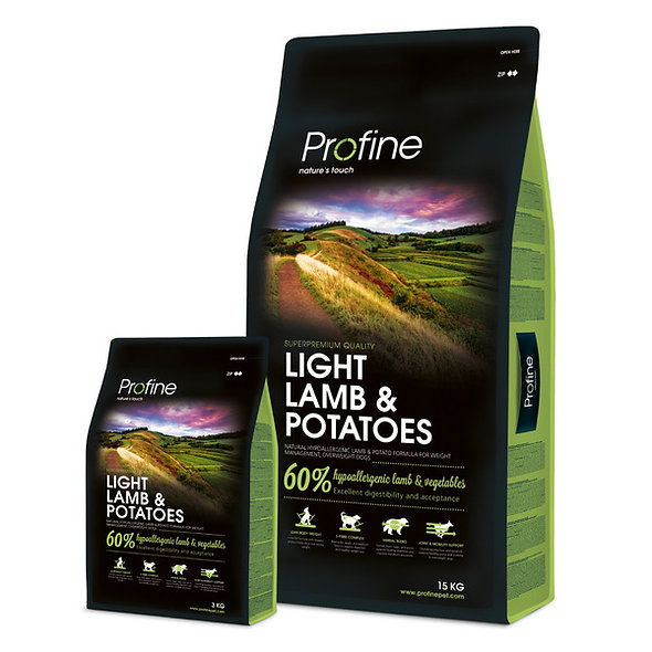 PROFINE Light Lamb & Potatos