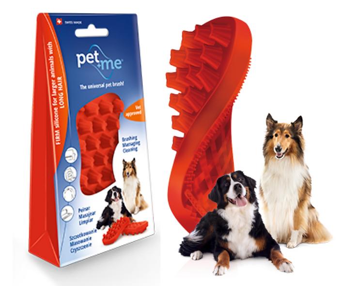 Escova PET+ME Vermelha
