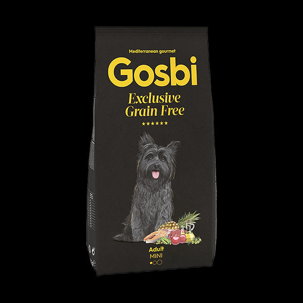 GOSBI Exclusive Grain Free Adult Mini