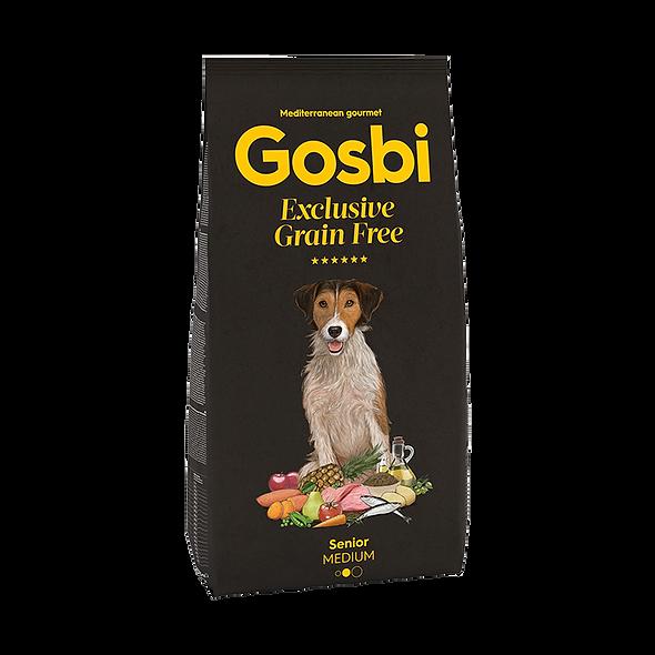 GOSBI Exclusive Grain Free Adult Senior Medium