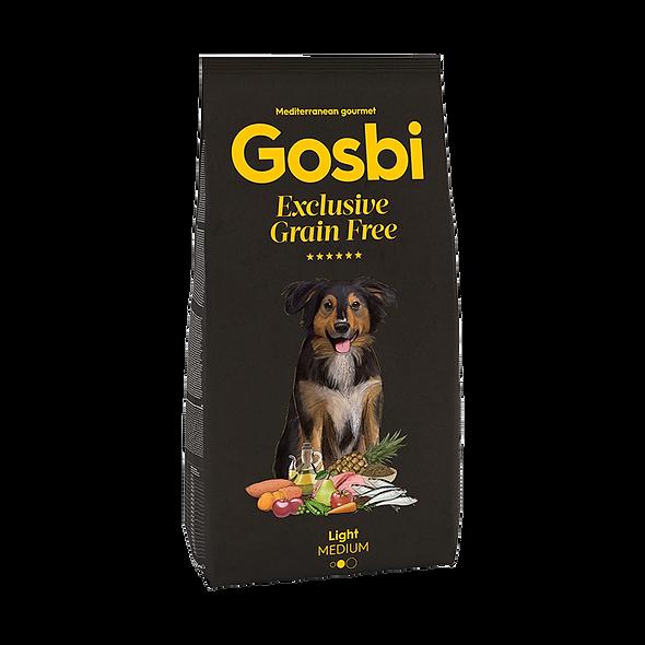 GOSBI Exclusive Grain Free Adult Light Medium