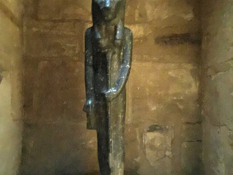 埃及女神Sekhmet 的教導