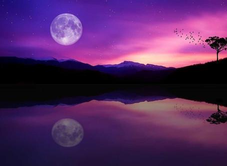與月亮相約的療癒密碼