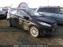 14 Ford Fiesta SE