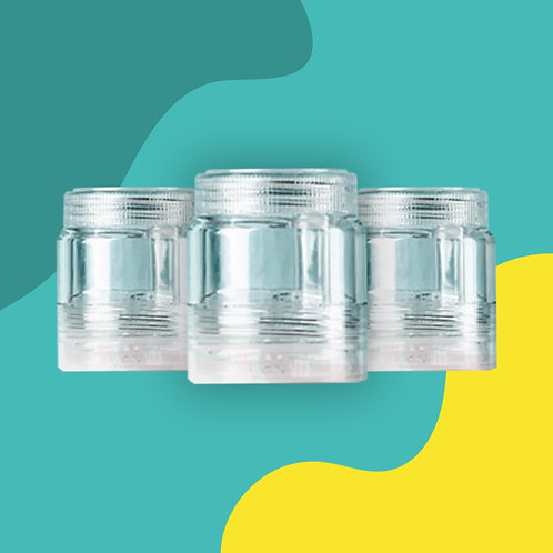 3 MixIt Fresh Reusable Containers