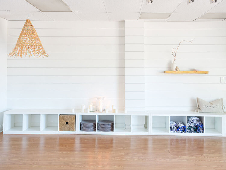 Child's Pose Yoga Studio in Westport