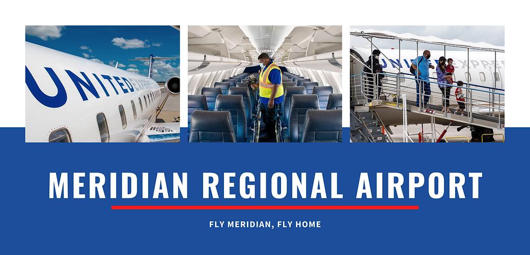 Meridian Regional Airport Landing Page-2