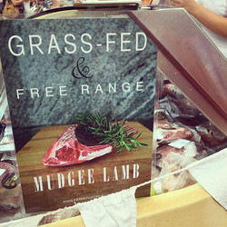 Don't forget to pop down to #carriageworksfarmersmarket today for the best #grassfed #freerange #lam