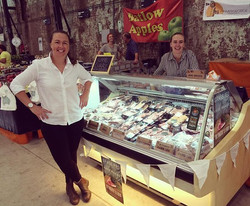 8-1pm today, lamb galore at #carriageworks - come down and say g'day!