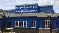Out of the Blue Restaurant - Gainesville, VA