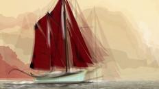 Red Sail - Art Work