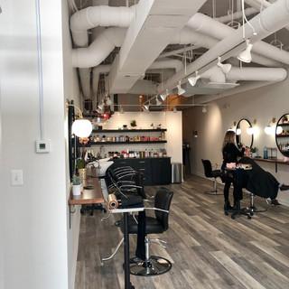 Blush Salon - Interior Tenant Build-Out