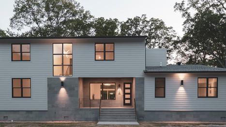 New Construction Designer Home