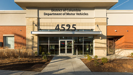 DC Department of Motor Vehicles