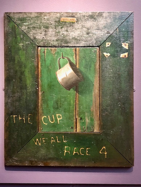 The cup we all race 4 - Fine Art
