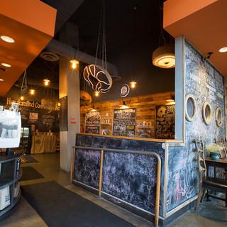 Sugar Shack Coffee & Donut Shop - Alexandria, VA