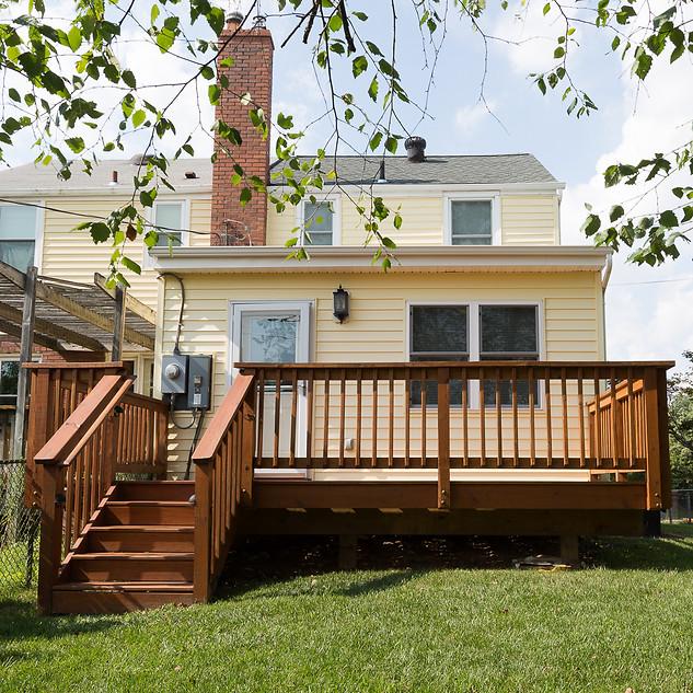 Residential Addition, Alexandria, VA