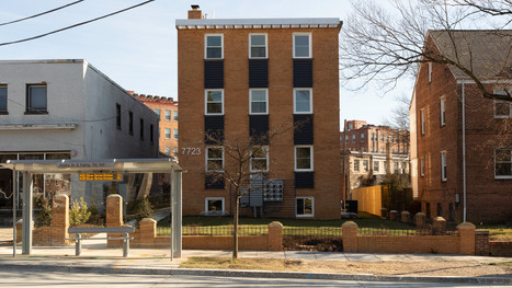 Faircloth Condominium, NW Washington, DC