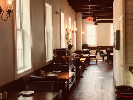 Old House Grill is now open
