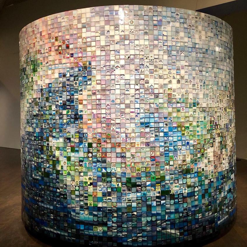 What is Utopia - 10,000 art pieces