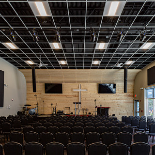 Waterfront Church DC - Assembly Space - Interior Renovation and Energy Envelope Upgrades
