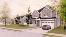 Custom Homes, Fairfax County