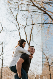 Engagement session Oklahoma City
