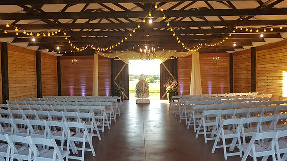 Wedding Ceremony at Bellissima Ranch