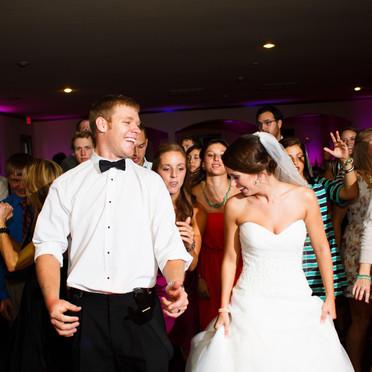 Banks Entertainment Wedding DJs