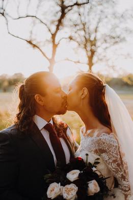 Oklahoma wedding photography by Banks Studios