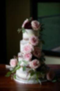 Wedding Cake at Tatanka Ranch