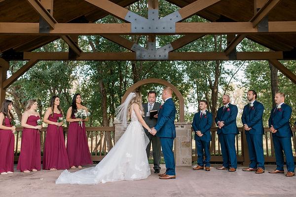 Wedding Ceremony Springs Event Venue
