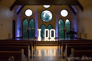 Wedding Venue at Vesica Piscis Chapel
