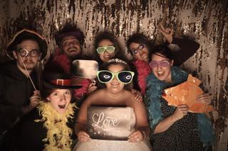 Tulsa Wedding Photo Booth