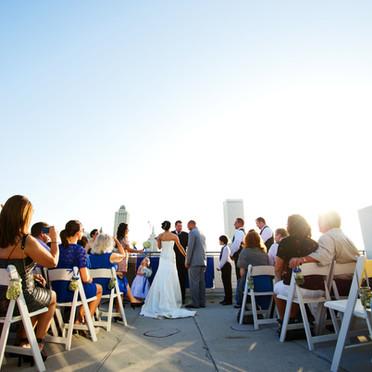 Downtown Tulsa Weddings