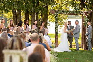 Tatanka Ranch Wedding Ceremony
