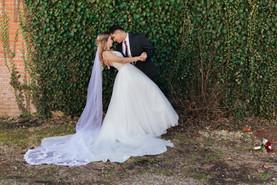 Beautiful wedding at the Ravington