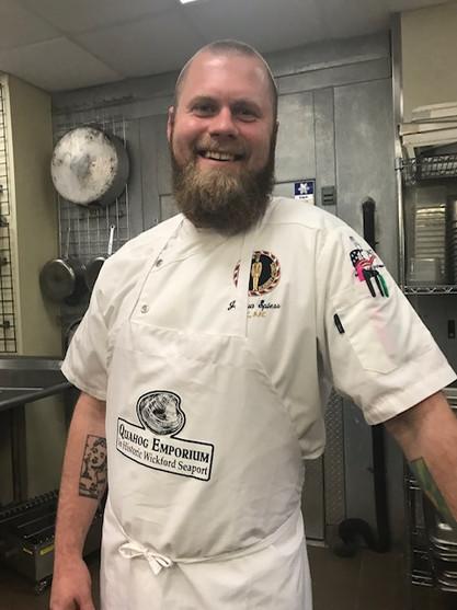 Chef Joshua Spiess - Perdido, FL