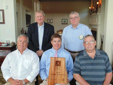 Point Clear Rotary Club (Fairhope) - Grand Champion of the Fairhope Steak Cook-Off
