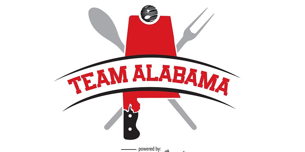 Alabama coasting's Island Chef Challenge - team registration