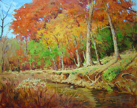 Blazing Autumn-24X30.jpg