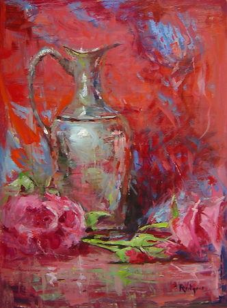 Silver & Roses-16X12.jpg
