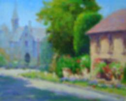 English Lane (16X20) #3296 120.jpg