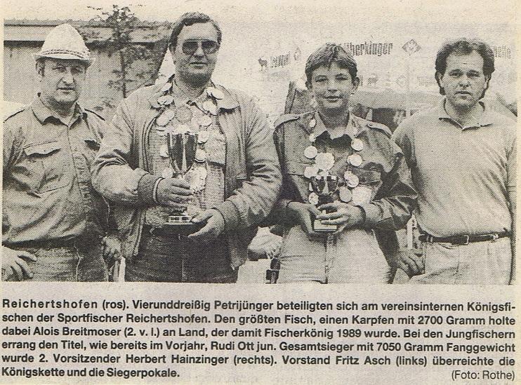 Fischerkönige 1989